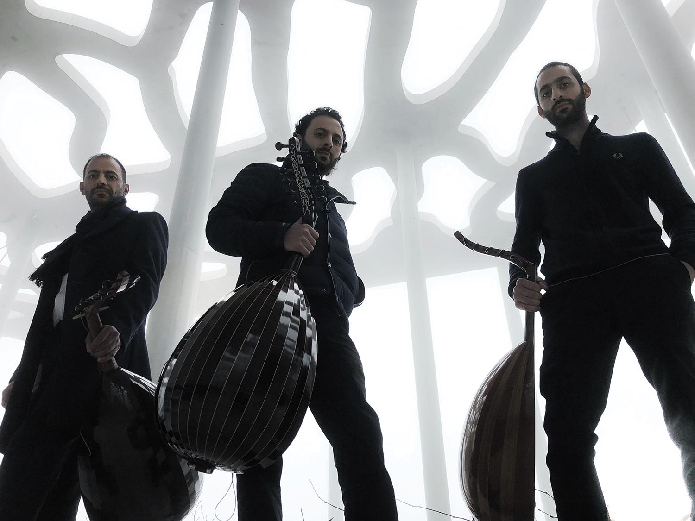 Trio Joubran – Hommage à Mahmoud Darwich