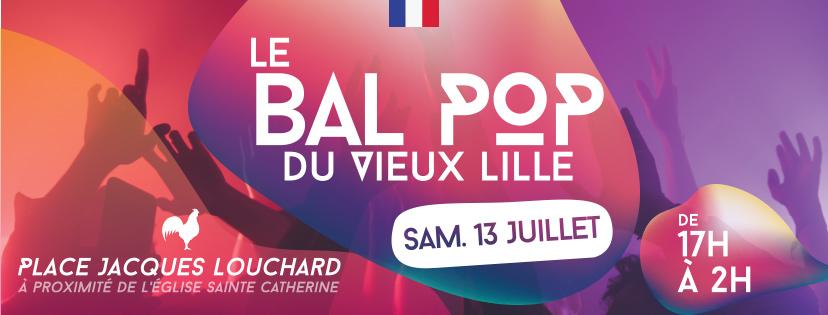 Le Bal Pop du Vieux Lille