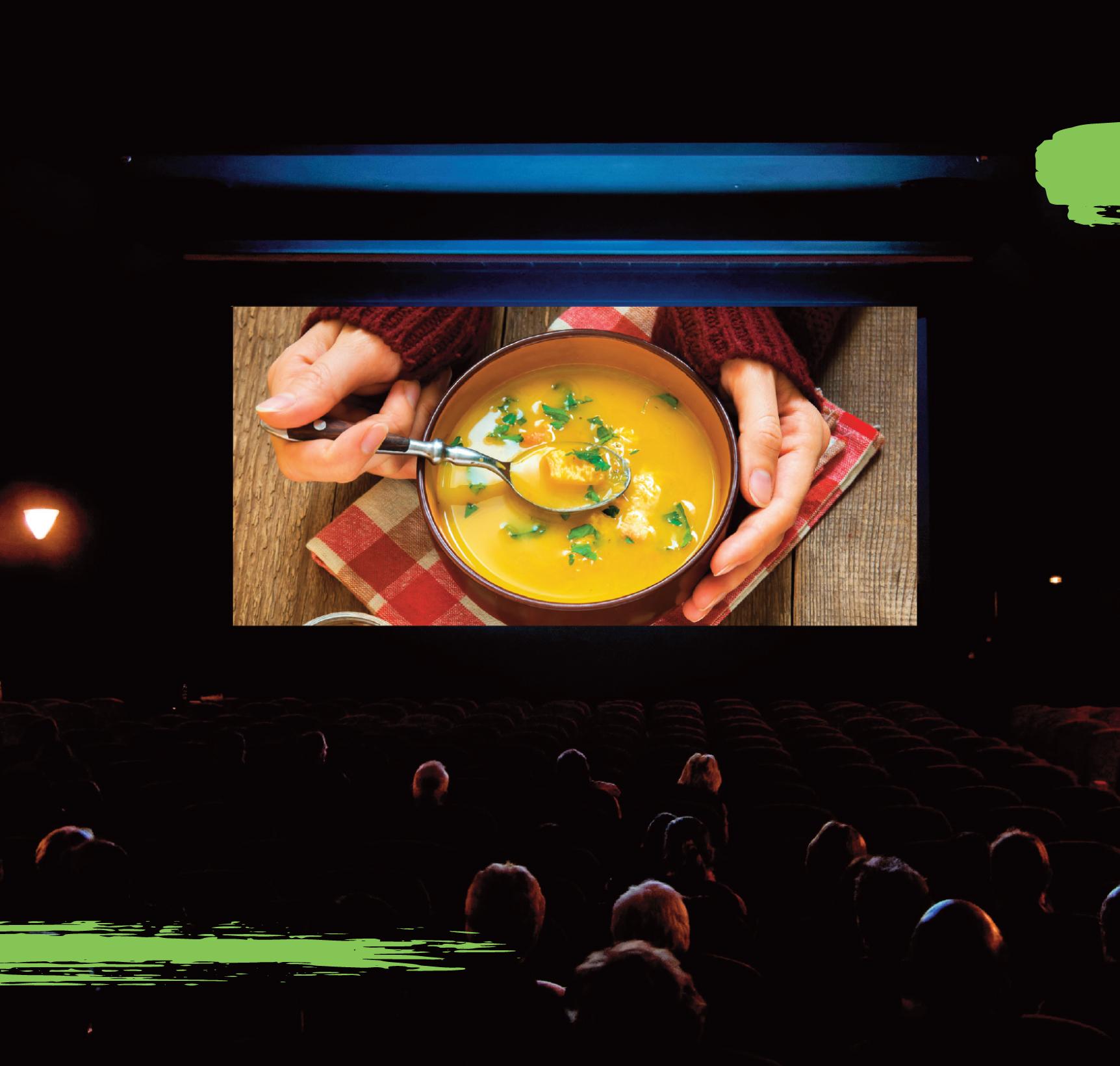 Ciné Soupe – Un tour du monde en courts-métrages