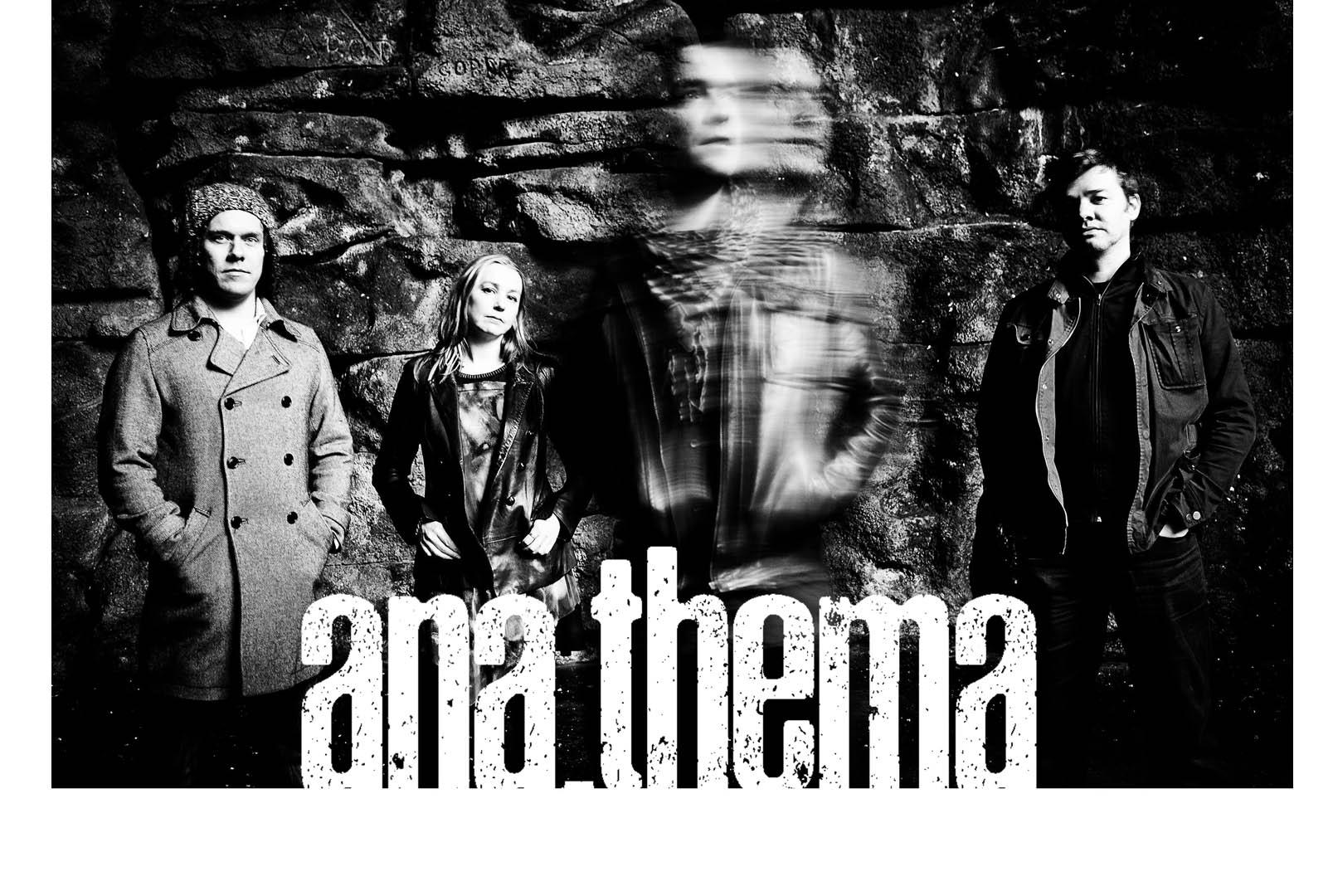 Anathema de retour au Splendid de Lille