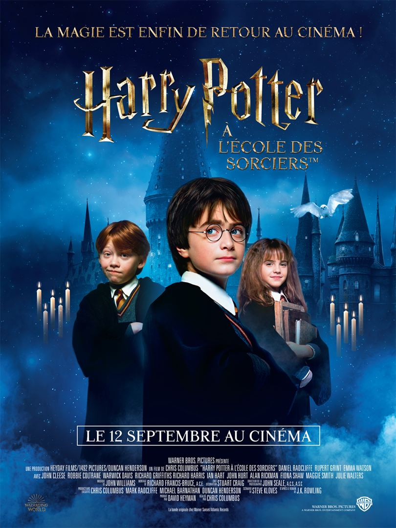 Kultissime : Harry Potter – (Re)voir un film ou toute la saga en un week-end ?