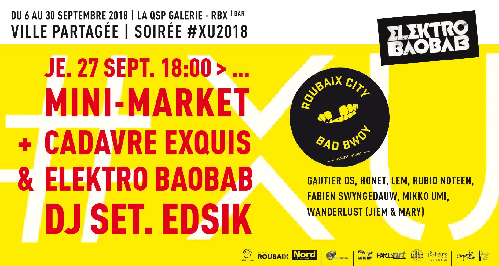 Mini-market – Ville partagée