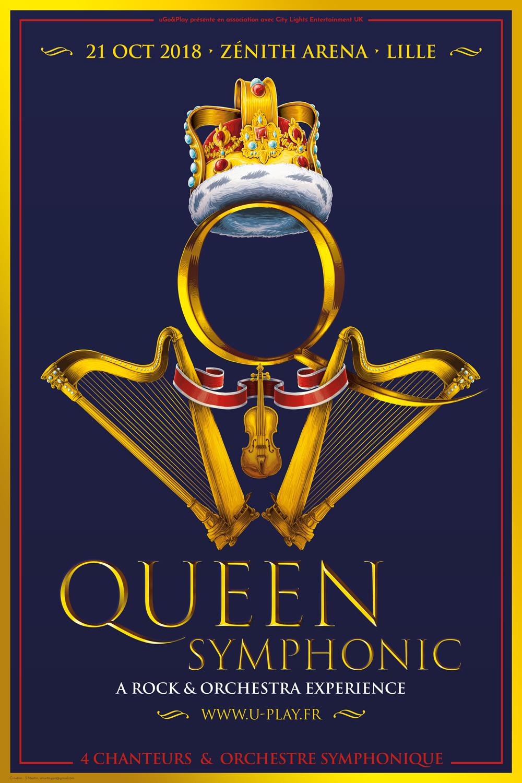 Queen symphonic au Zénith