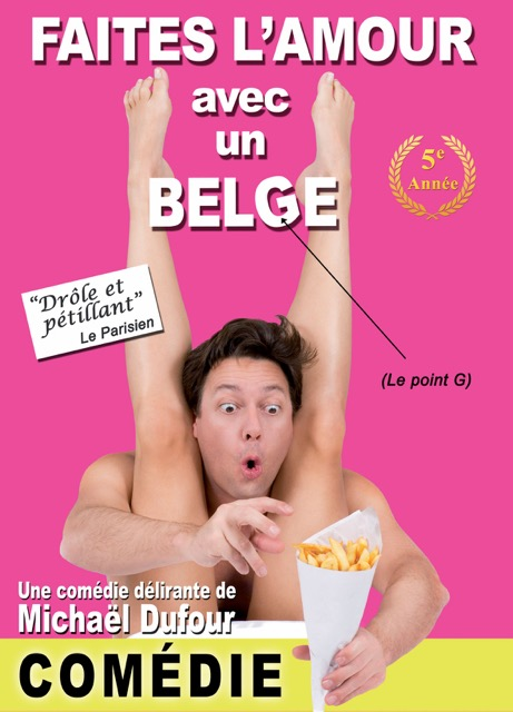 Faites l'amour avec un belge