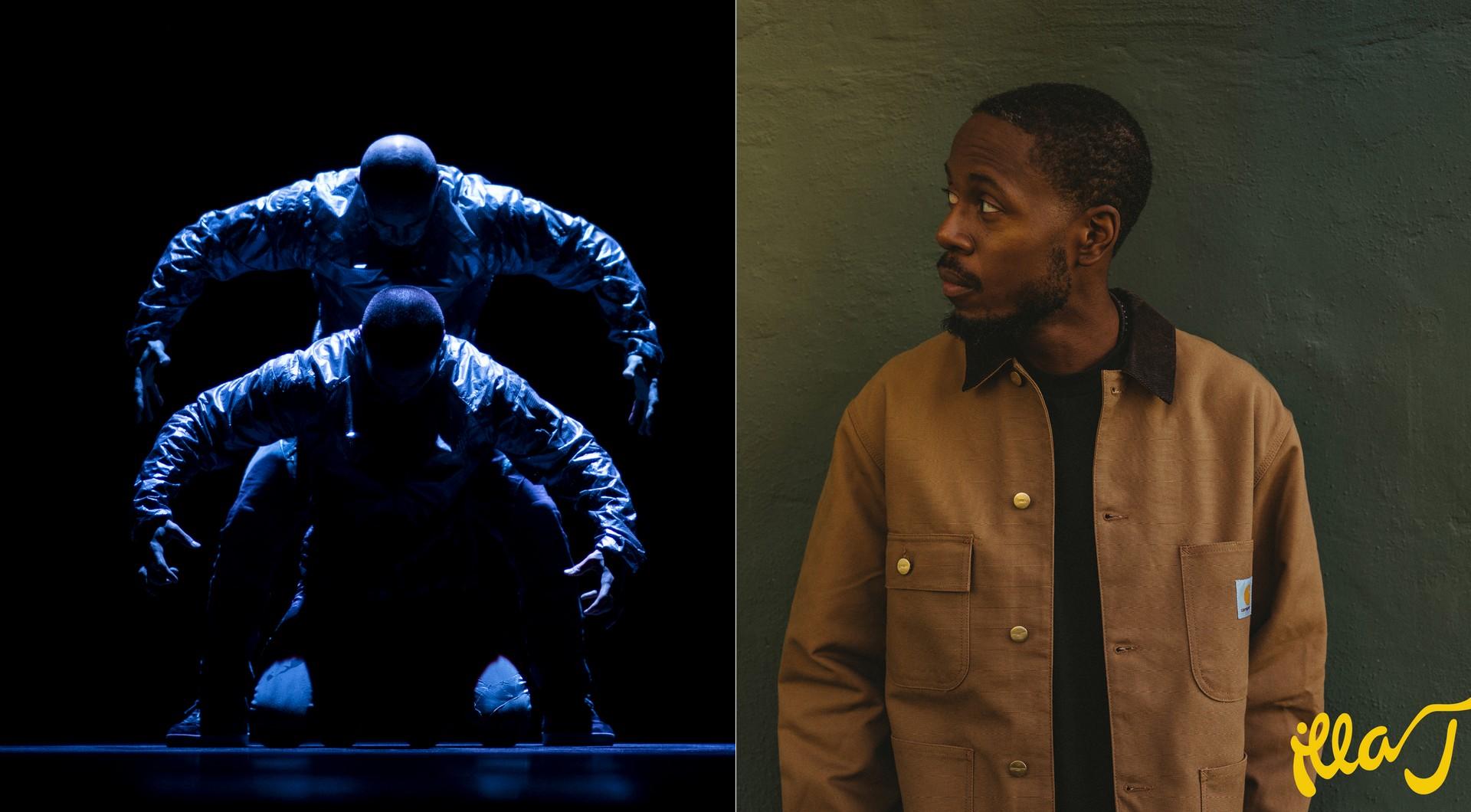 Illa-j + spectacle danse hip-hop 'phorm'