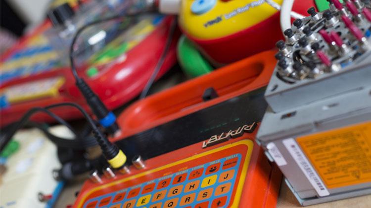 Le Jukebox ludique de l'ARA