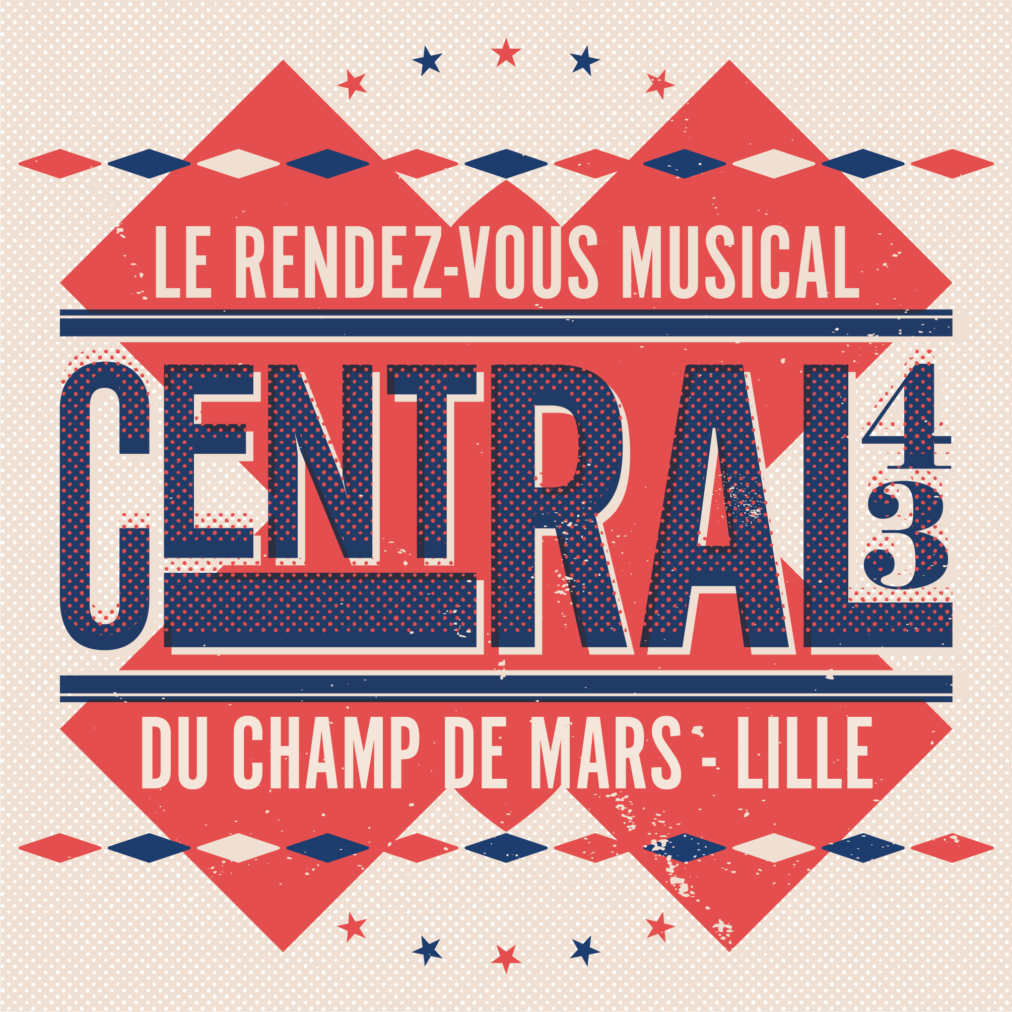 Central 43, le rdv musical du Champ de Mars