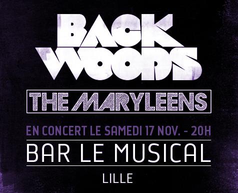 Backwoods + The Maryleens