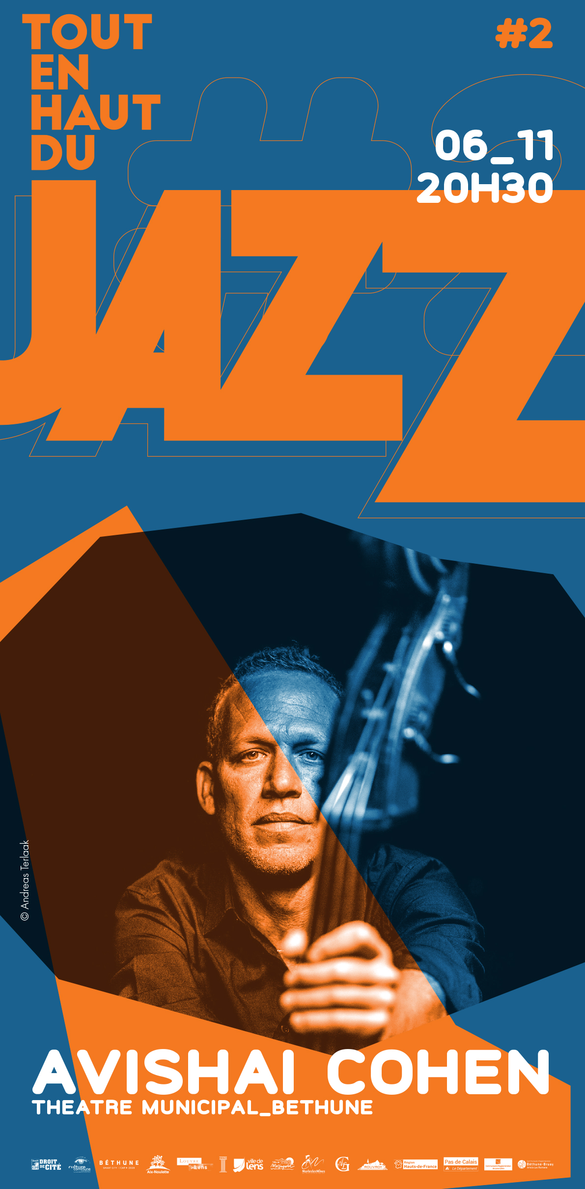 Avishaï Cohen – Festival tout en haut du jazz