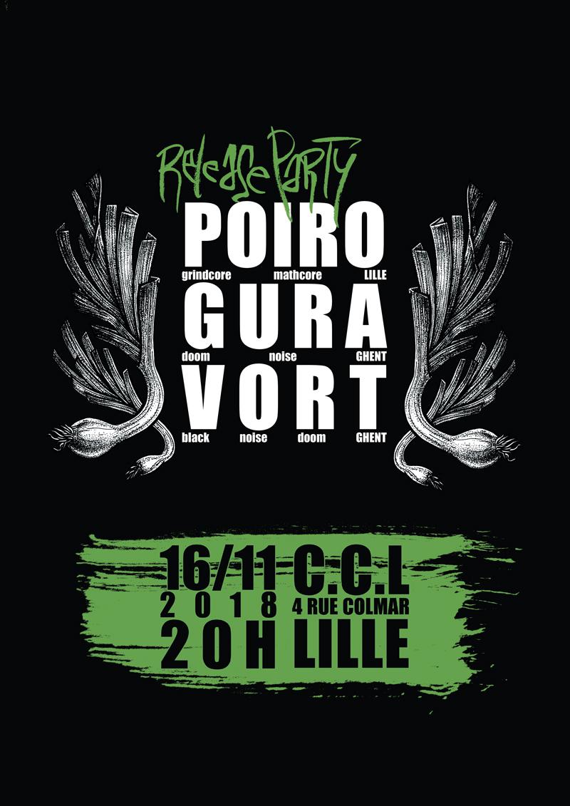 Release party de Poiro