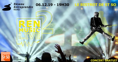 REN Music Live – Soirée spéciale cover