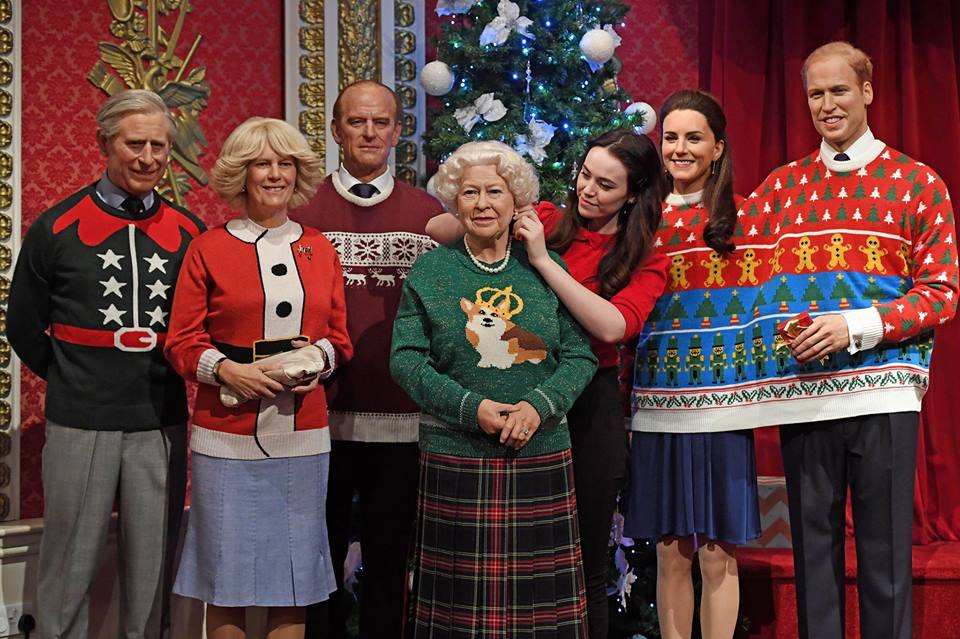 Soirée pulls moches – Ugly Christmas Sweater Day