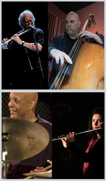 Trio Michel Edelin / Naïssam Jalal