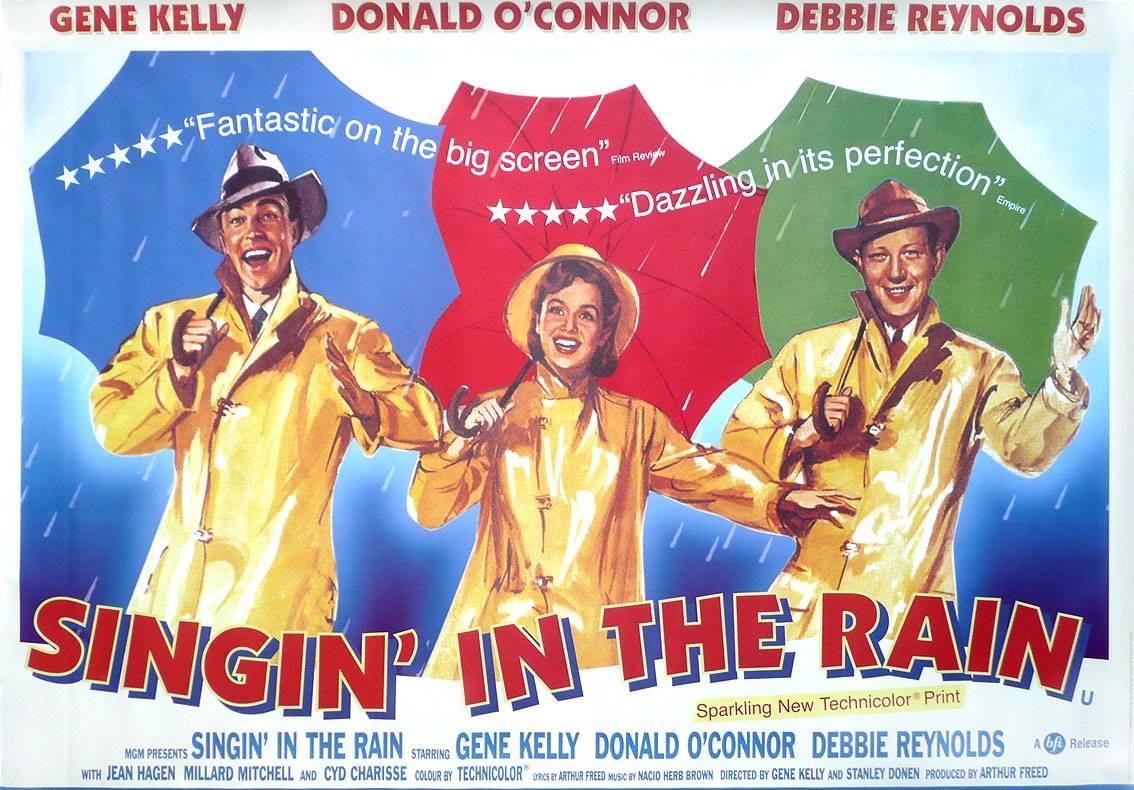 Class'Ciné : Chantons sous la pluie
