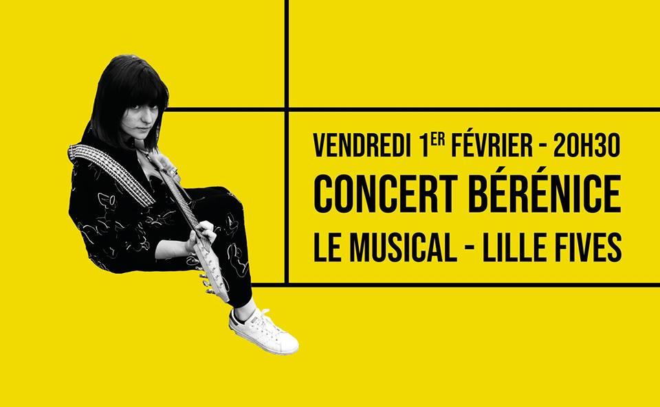 Bérénice au Musical