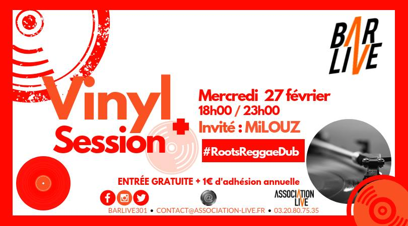 Vinyl Session – Roots, Reggae, Dub