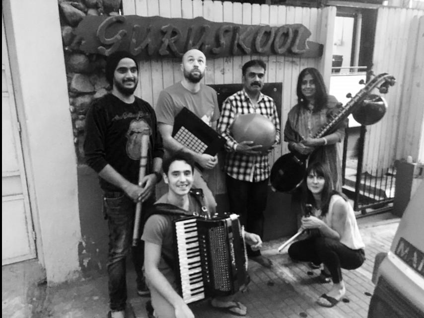 Koda Coda en concert à Ruiz