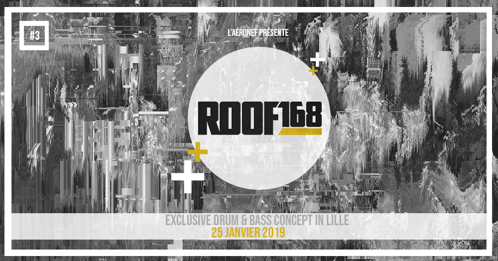 Roof168 : Kasra + Data 3 + Visages