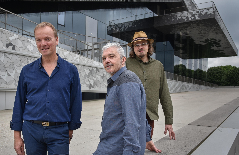 Stéphane Huchard «Cultisongs» Trio