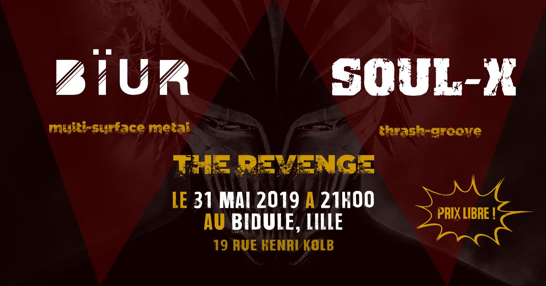 Bïur vs. Soul-x : The Revenge