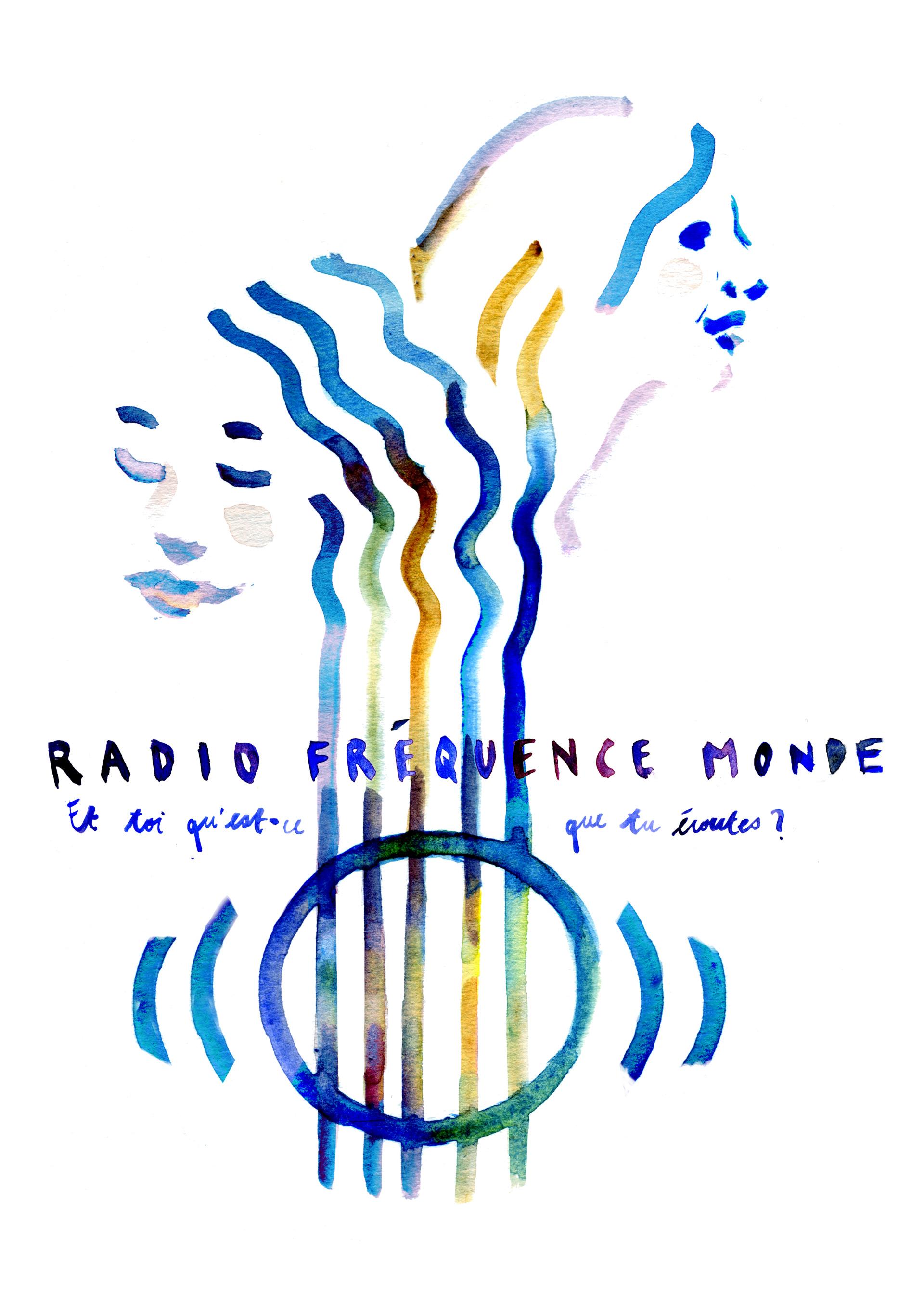 Radio Fréquence Monde, une exposition Eldorado