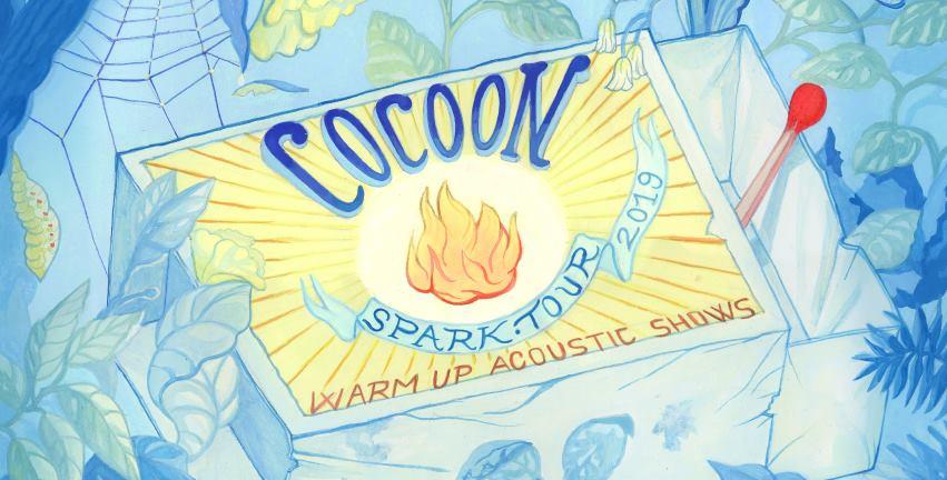 Cocoon au Palais des Beaux-Arts