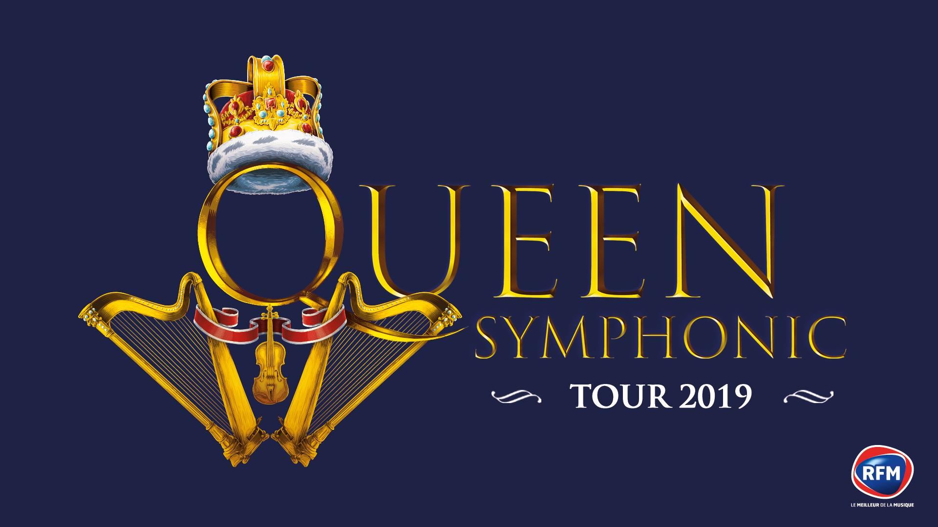 Queen Symphonic au Colisée