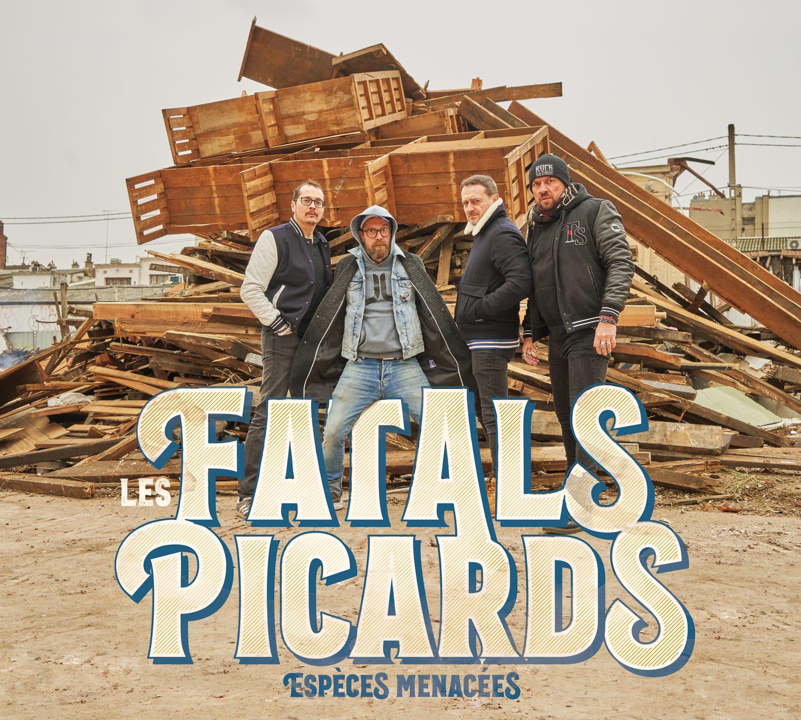 Les Fatals Picards présentent leurs «Espèces Menacées»