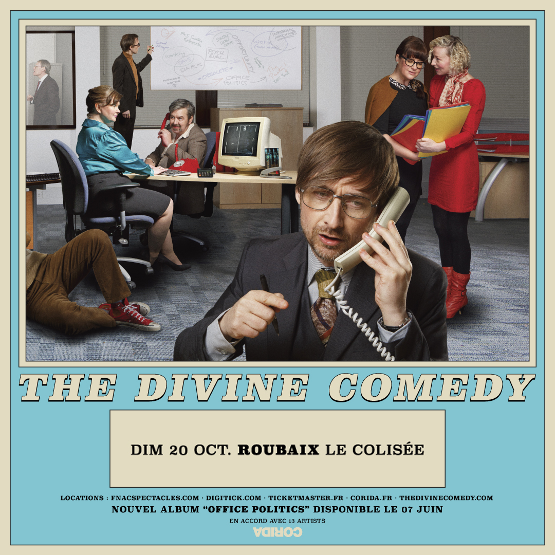The Divine Comedy + Man & The Echo