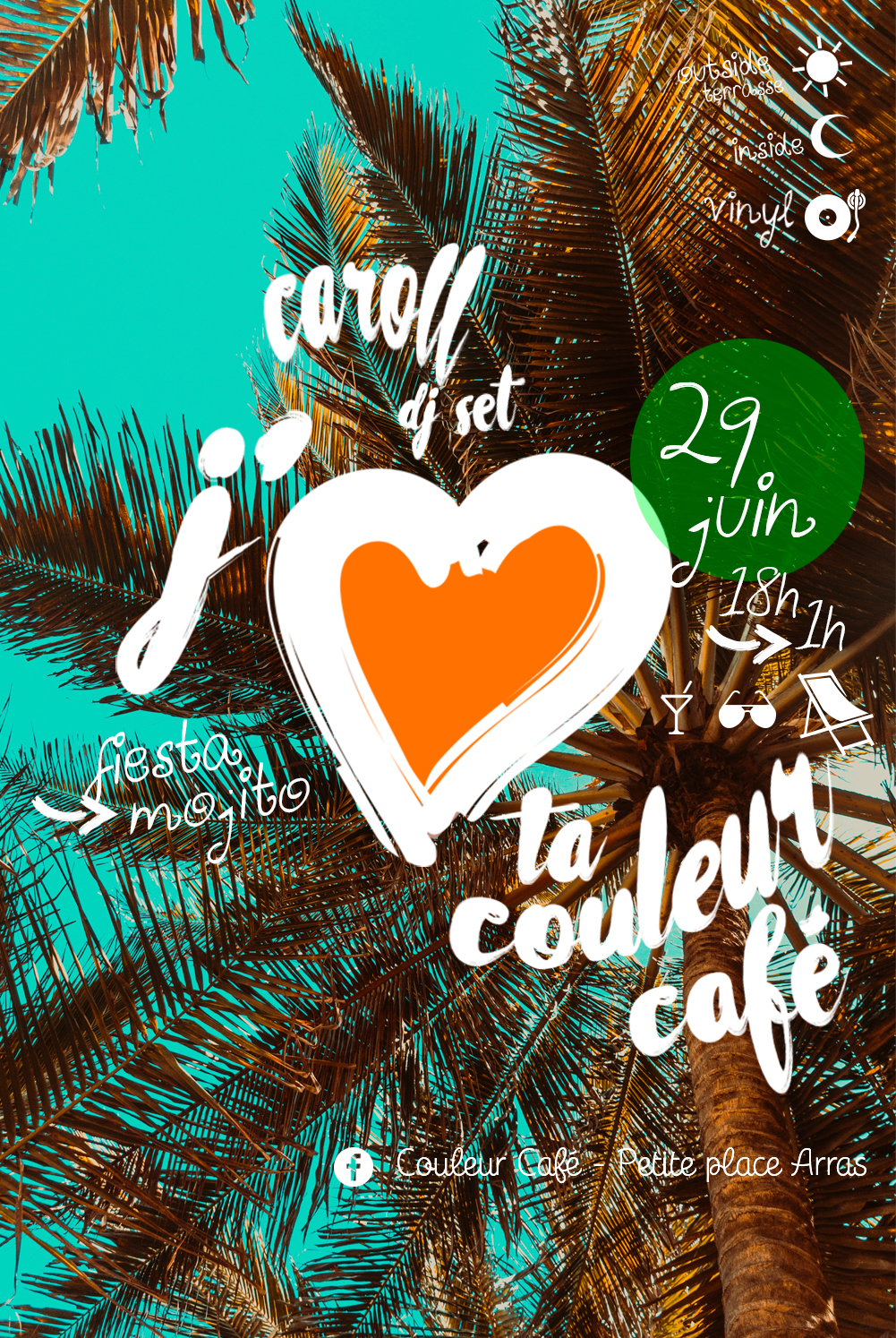 J'aime ta couleur café mix by Caroll