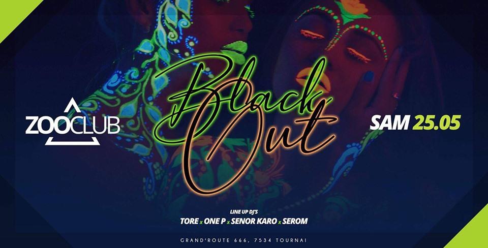 Black out au ZooClub
