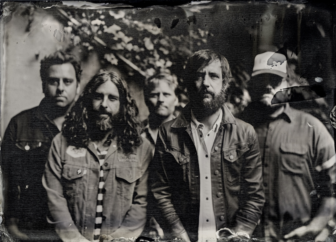 Band of Horses + Lion