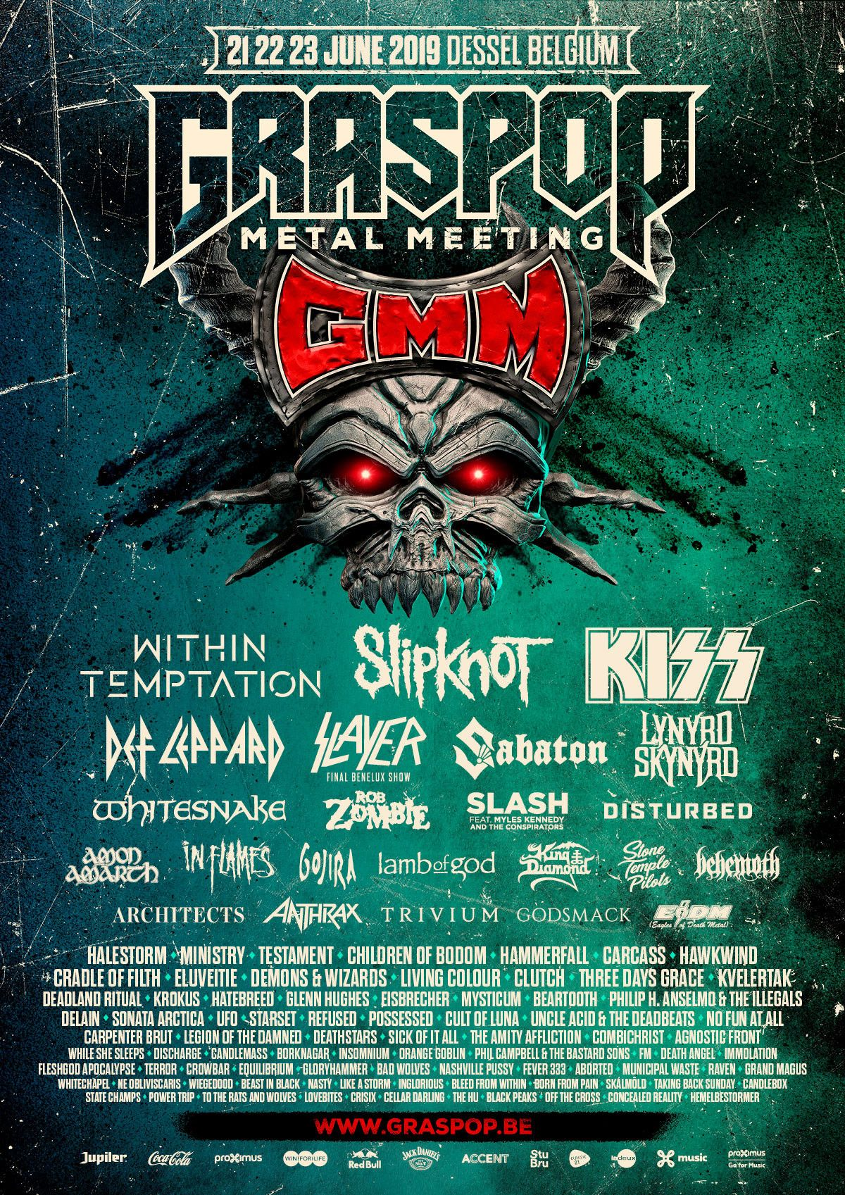 Graspop Metal Meeting #24