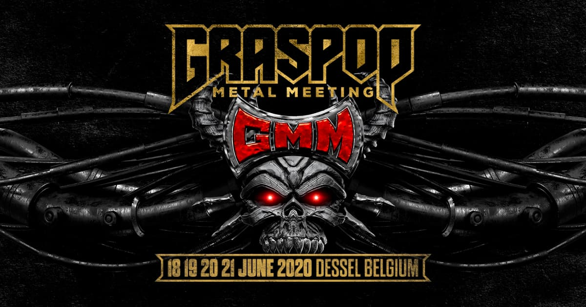 Graspop Metal Meeting #25