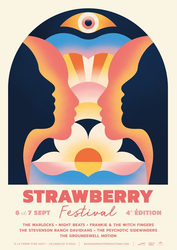 Strawberry Fest – La 4e édition