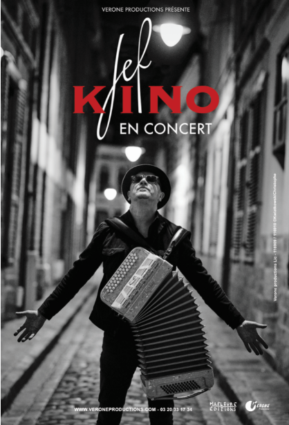 Jef Kino en concert