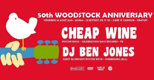 Woodstock a 50 ans !