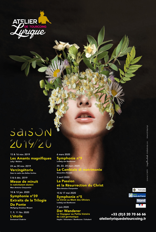 L'Atelier Lyrique présente sa saison 2019/2020