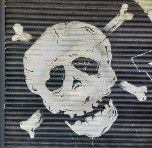 Graff des Pirates