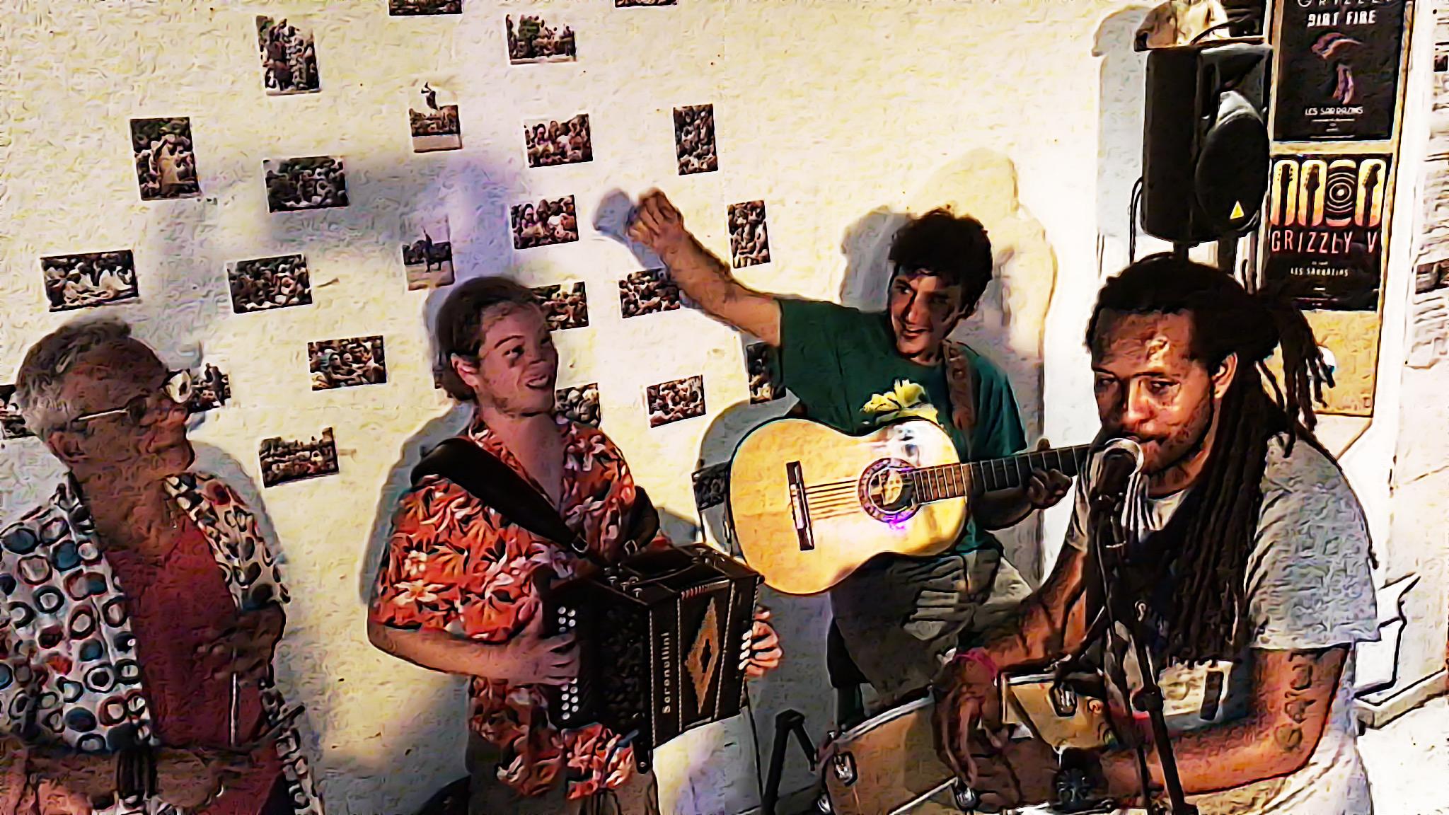 Bal forró avec Os Nordistinhos