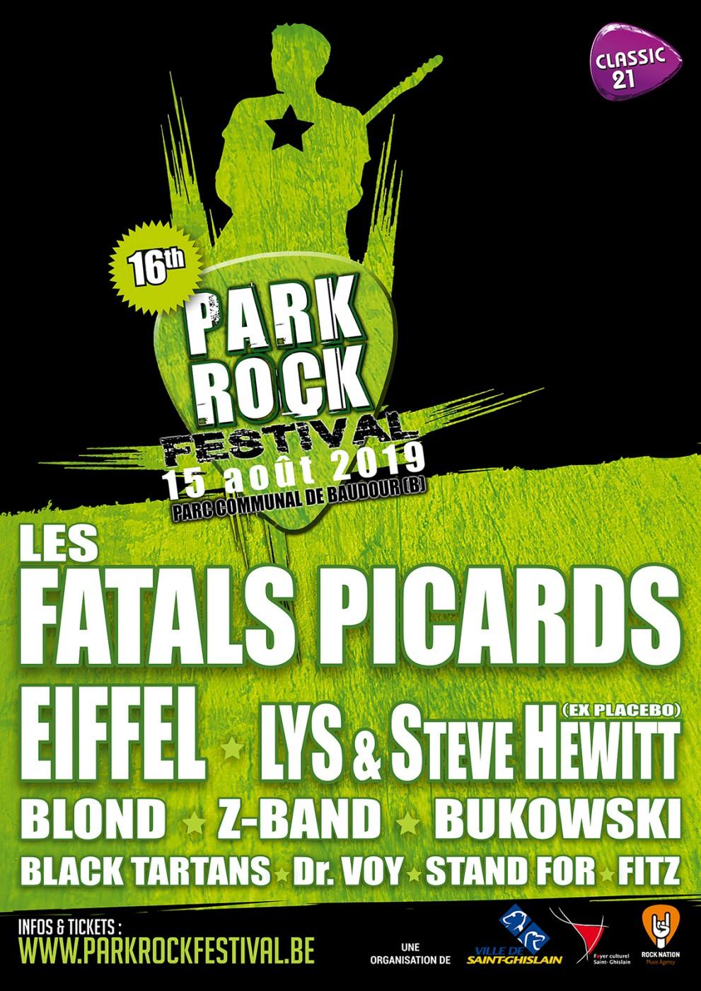 Deux festivals en un au Park Rock !