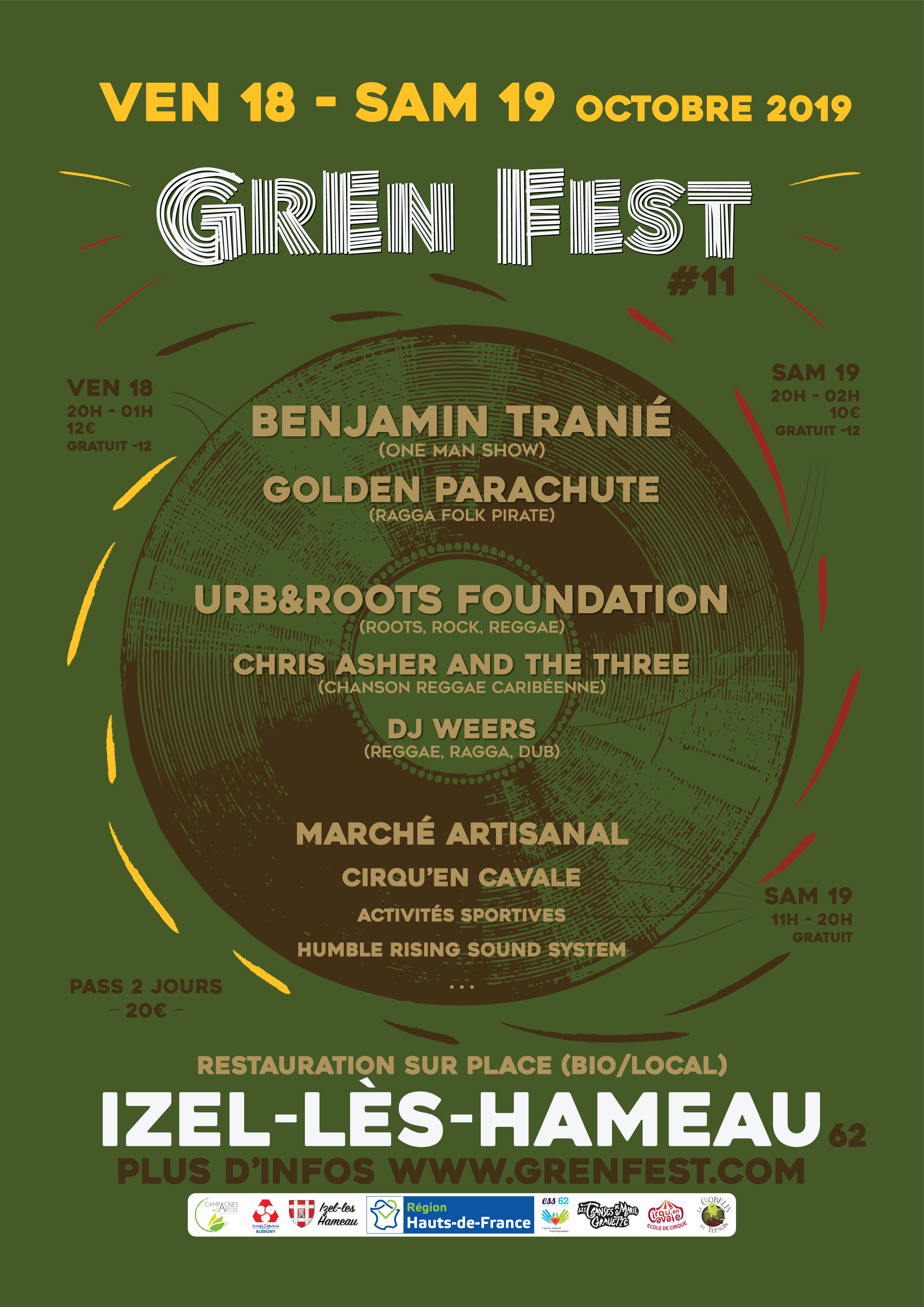 Gren Fest, la 11e édition