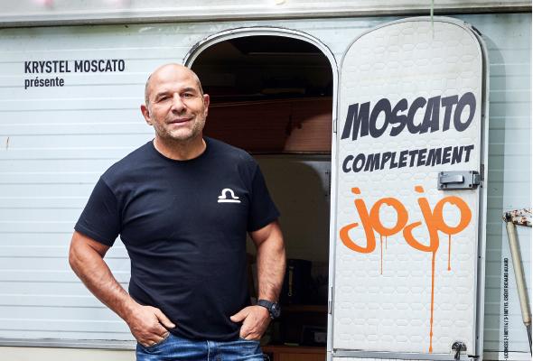 Vincent Moscato au Casino Barrière