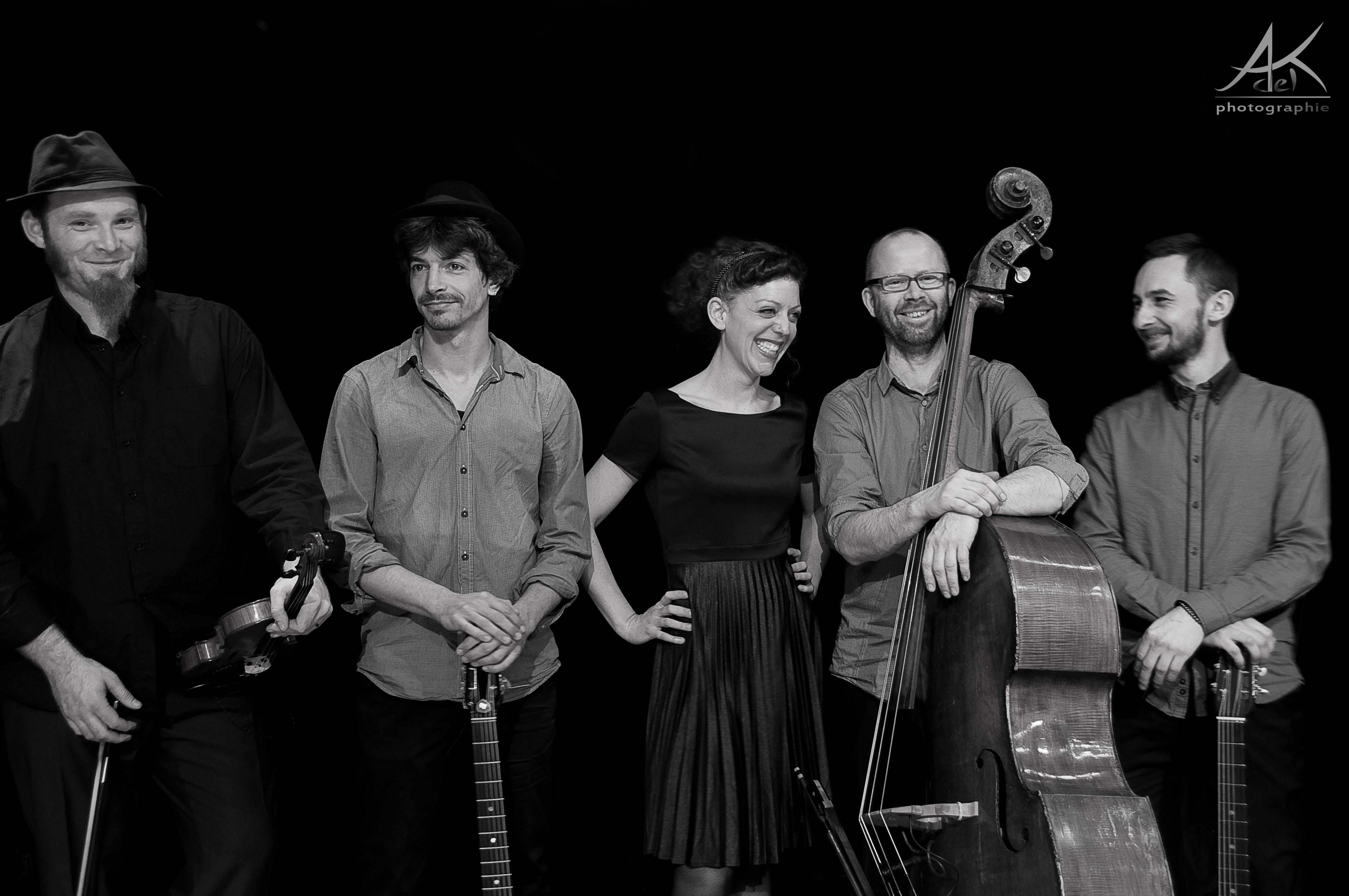 Boum manouche – Quartet Belvédère
