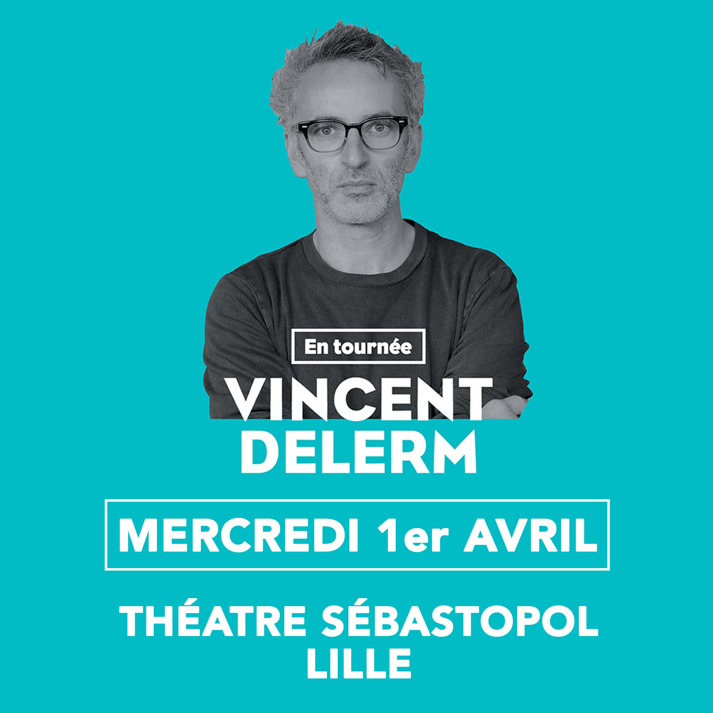 Vincent Delerm au Sébasto