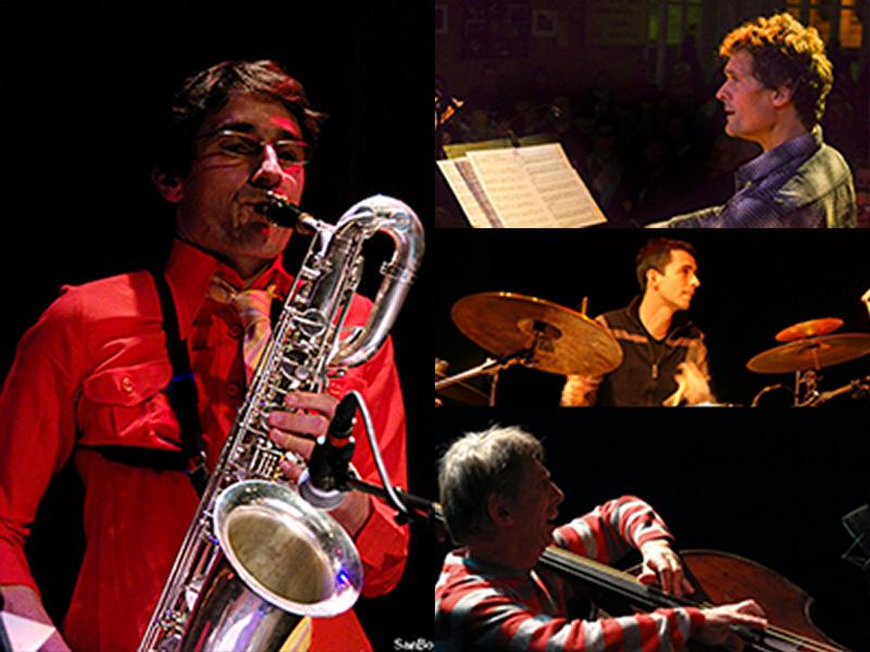 Jazz à véd'a hors les murs à Beaulieu