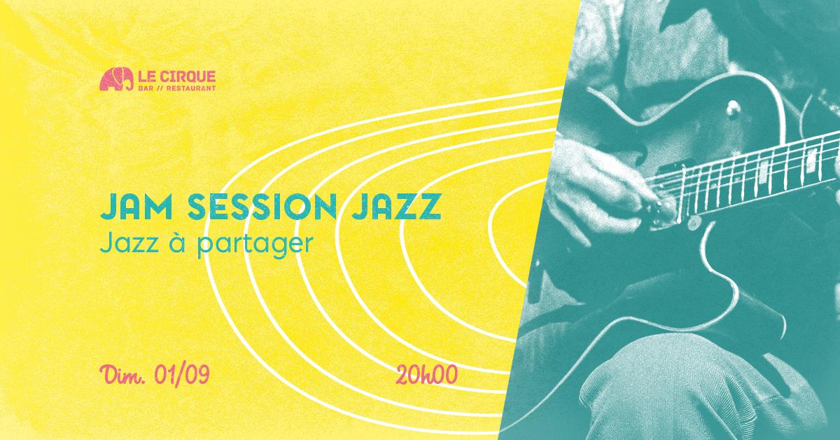 Jam Session Jazz du Cirque