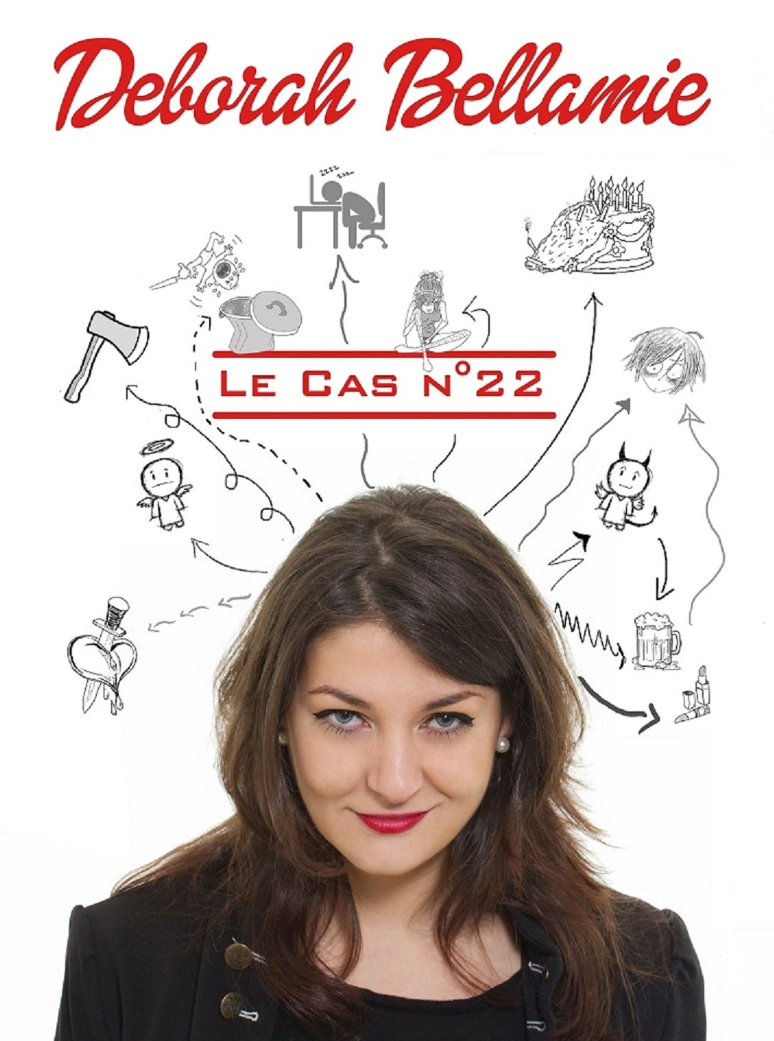 Déborah Bellamie – Le cas n°22