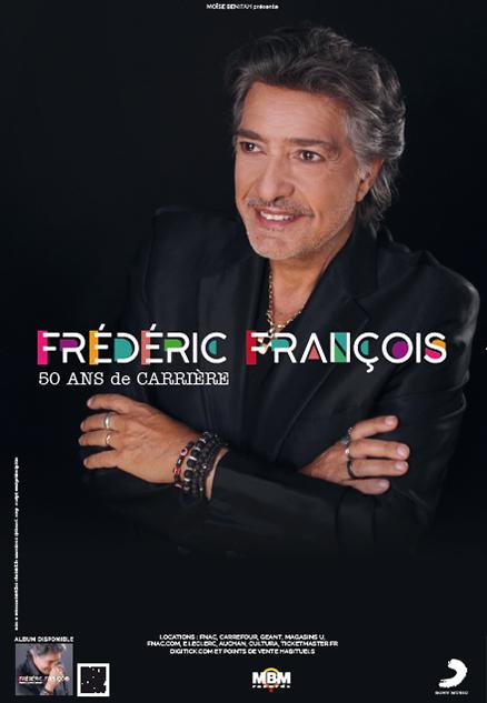 Frédéric François au Zénith