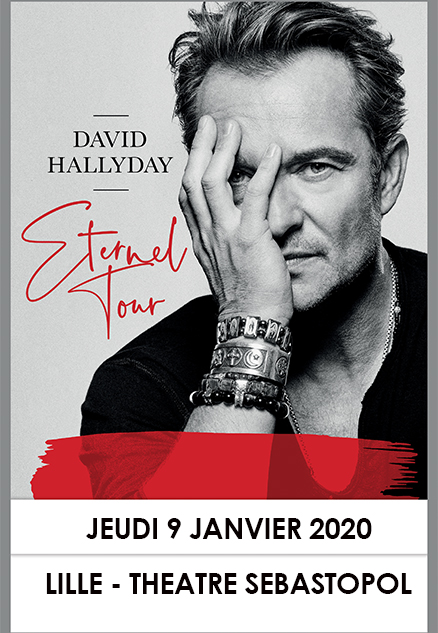 David Hallyday – Eternel Tour